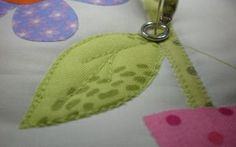 very cool applique pillow tutorial - I mostly like her applique techniques and ideas. Rocket ship tutorial here, too.