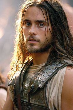 Colin Farrell and Angelina Jolie are also in Alexander, but let's be real, it's all about Jared Leto as Hephaistion.