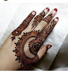 Beautiful and Stylish Henna Mehndi Designs for Hand - Kurti Blouse Basic Mehndi Designs, Finger Henna Designs, Mehndi Designs For Beginners, Mehndi Designs For Fingers, Mehndi Designs For Girls, Dulhan Mehndi Designs, Latest Mehndi Designs, Henna Tattoo Designs, Mehndi Tattoo