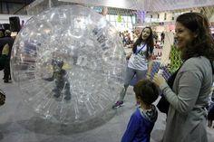11ª edición de la Muestra Infantil de Málaga MIMA | En el Palacio de Ferias y Congresos de Málaga (Fycma) | Del 26 de diciembre de 2014 al 4 de enero de 2015 | #MIMA #Familia #Actividades #Navidad #Malaga #Talleres #Atracciones | Foto: La Opinión de Málaga