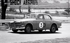 Volvo 122S: Swedish star that could have been a 'V8 Supercar' - Shannons Club