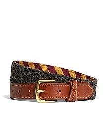 Kiel James Patrick Harris Tweed  Belt