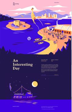 Web design inspiration for dark color-scheme with accents of orange and vibrant purple Website Layout, Web Layout, Layout Design, Ui Design, Interface Design, Flat Design, User Interface, One Pager Design, One Page Website