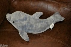 Kohl's Cares for Kids Wherever You Are My Love Will Find You Dolphin Plush