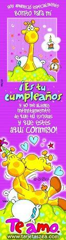 Hoy amaneció especialmente bonito para mí... Happy Birthday Notes, Happy Birthday Wishes, Birthday Images, Birthday Quotes, Hearts And Roses, Happy Wishes, Bday Cards, Happy B Day, Love Images
