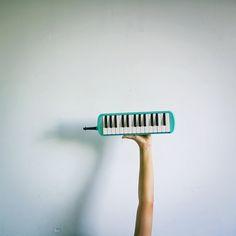 i wish i had a melodica.