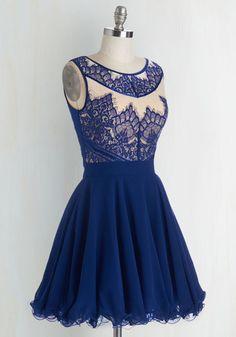 Adore the Dance Floor Dress   Mod Retro Vintage Dresses   ModCloth.com
