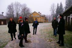 Muutosmuotoilijoiden kahden päivän tiivis & inforikas Etelä-Savon turnee päätettiin Juvalla.