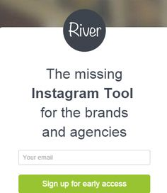 The missing Instagram Tool for the Web for brands and agencies. View the world through rivers of Instagram photos and hashtags in realtime.