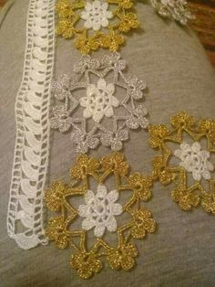 Best 12 This Pin was discovered by Nil – SkillOfKing. Crochet Lace, Fabric Flowers, Doilies, Elsa, Crochet Necklace, Projects To Try, Crochet Patterns, Towel, Embroidery