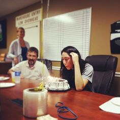 Happy Birthday to our office manager Megan!