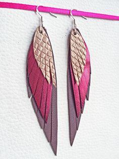 Die Ohrringe von jonneygold sind online hier erhältlich: http://bit.ly/eastOhrringe