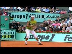 05/06/2005. Tenis. RG. Final. Rafael Nadal - Mariano Puerta (Resumen)