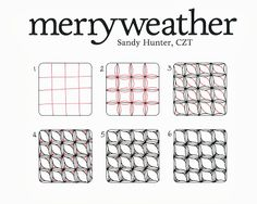 MERRYWEATHER by Sandy Hunter