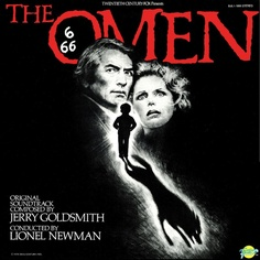 """The Omen"" (1976, Tattoo).  Music from the movie soundtrack."