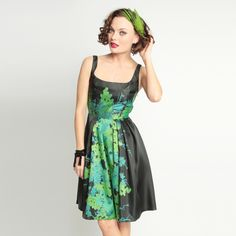 Betty Dress Mint Julep