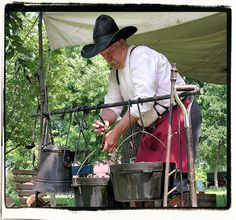 images of vintage chuck wagon cooking - Google Search