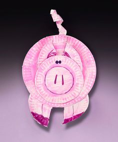 Oink! Oink! Oink! Remember your trip to a farm—or a book or favorite nursery rhyme—with your own Perky Pig!