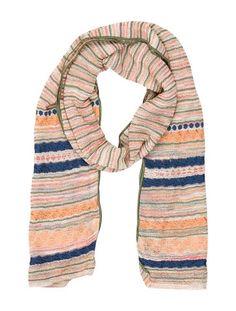 printed scarf - Multicolour M Missoni DuPZq2