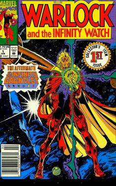 New (never used), Warlock and the infinity watch one through six the aftermath of The Infinity Gauntlet Soul stones Adam Warlock High evolutionary Drax pip Moondragon Gamora. Make an offer! Free Comic Books, Comic Book Covers, Comic Books Art, Book Art, Marvel Saga, Hq Marvel, Adam Warlock Marvel, Marvel Series, Infinity Watch