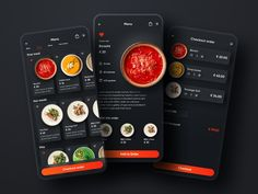 Android App Design, App Ui Design, Mobile App Design, Mobile Ui, Web Design, Store Design, Ux Design Principles, Menue Design, App Design Inspiration