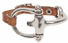 El Caballito Leather Bracelet | No. 3 | Caracol Jewelry