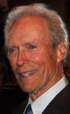 I love Clint Eastwood. #ClintEastwood
