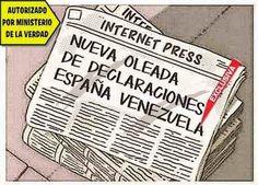 España Venezuela - Noticias