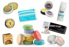 solid travel and backpacker toiletries
