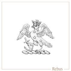 crest, signet ring, eagle, crown Crests, Signet Ring, Seals, Artworks, Monogram, Symbols, Crown, Rings, Image