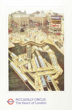 150 ans daffiches du métro de Londres londres london metro undergroud affiche poster 23 459x700 histoire design bonus art