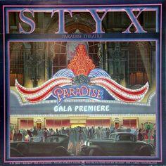 Styx - Paradise Theatre - 1981