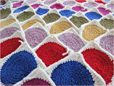 squares for Cherry's blanket