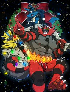 Pokemon Incineroar, Sexy Pokemon, Cool Pokemon, Male Furry, Furry Wolf, Furry Art, Best Pokemon Ever, Anime Furry, Furry Drawing