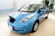 Nissan Leaf Reaches 50,000 Sales Worldwide