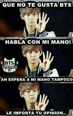Resultado de imagen para memes de kpop en español