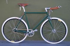 David Aycan's Mission Bicycle