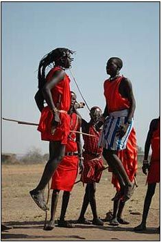 Maasai Wedding Ceremony
