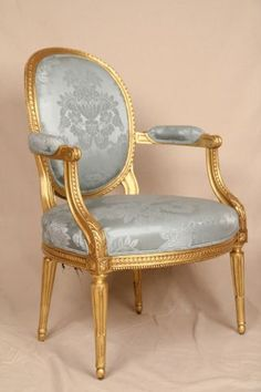 Fine Early 19th Century gilded French Neoclassical | Louis XVI furniture