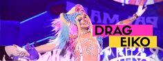 Grupo Mascarada Carnaval: Drag Eiko busca patrocinador