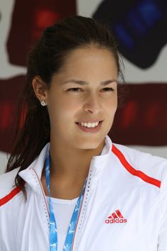 Ana Ivanovic - Ana Ivanovic, International tennis star at the Aegon International tennis tournament, Eastbourne - June 2012 Ana Ivanovic, Beautiful Athletes, Tennis Players Female, Sporting Live, Tennis Stars, Tennis Clothes, Maria Sharapova, Athletic Women, Female Athletes