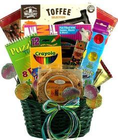 Basket O' Fun, Gift Basket For Kids