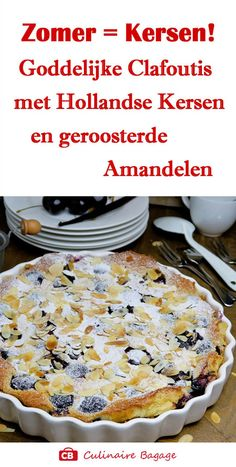 Dutch Recipes, Sweet Recipes, Cake Recipes, Dessert Recipes, Cooking Recipes, Quiche, Delicious Desserts, Yummy Food, Bread Cake