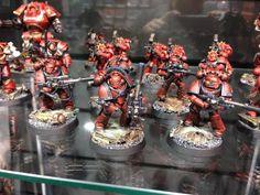 30K IX Legion Blood Angels Recoon by Andrew Long