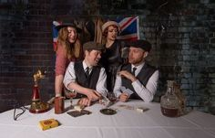 Cocktails and crime at 1930s-themed murder mystery set in a speakeasy - Nottinghamshire Live