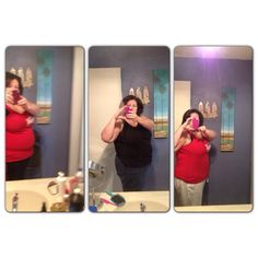 """""""I'm so excited at the end of my 8th week I hit 30 pounds lost today. I LOVE THE PINK DRINK. The 1st picture is the day I started Plexus, the 2nd picture was last week and the 3rd picture is today. Woohoo!!!"""" ~Dawn Thornhill Talley"""