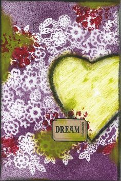 So simple and so pretty! Dream by strawberryredhead, via Flickr