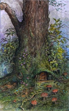 The Faery Tree ~ Charles Frizzell