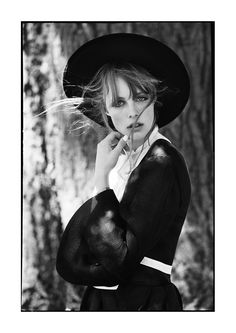 so beautiful! - Edie Campbell by Tim Barber for Muse Magazine, Fall 2011 #fashion #editorial