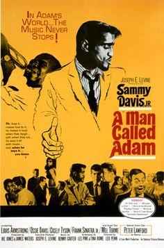 A Man Called Adam #film #poster 1966